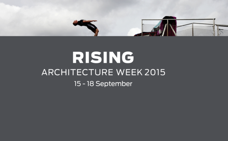 resing architecture week : front